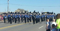 Piedmont Founders Day Parade Marhing Band